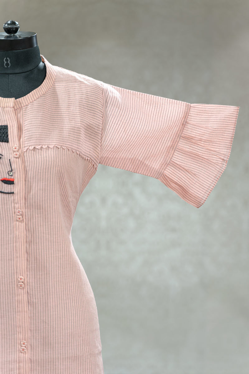 Picture of Smart Stripespink Tunic