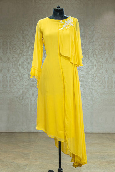 Picture of Bright Yellow Tunic