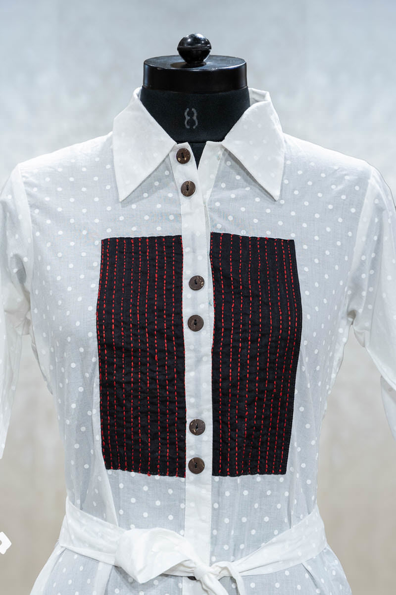 Picture of Smart Shirt Style Tunic