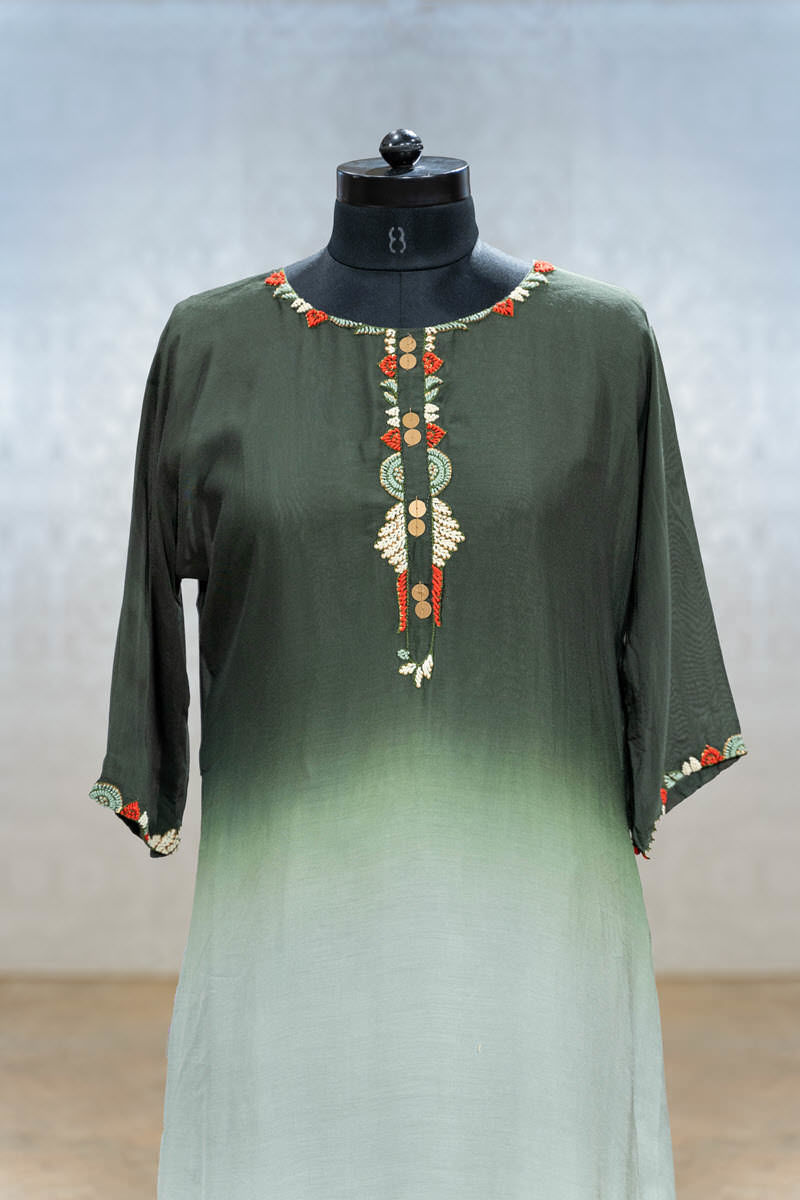 Picture of Soothing Silk Tunic