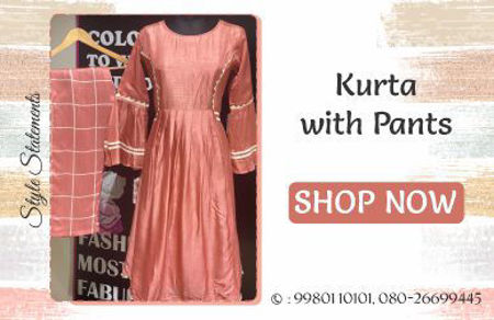 Picture for category Kurta pants