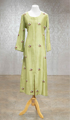 Picture of Soft Silk Tunic