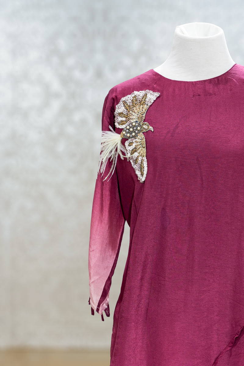 Picture of Shaded Silk Tunic
