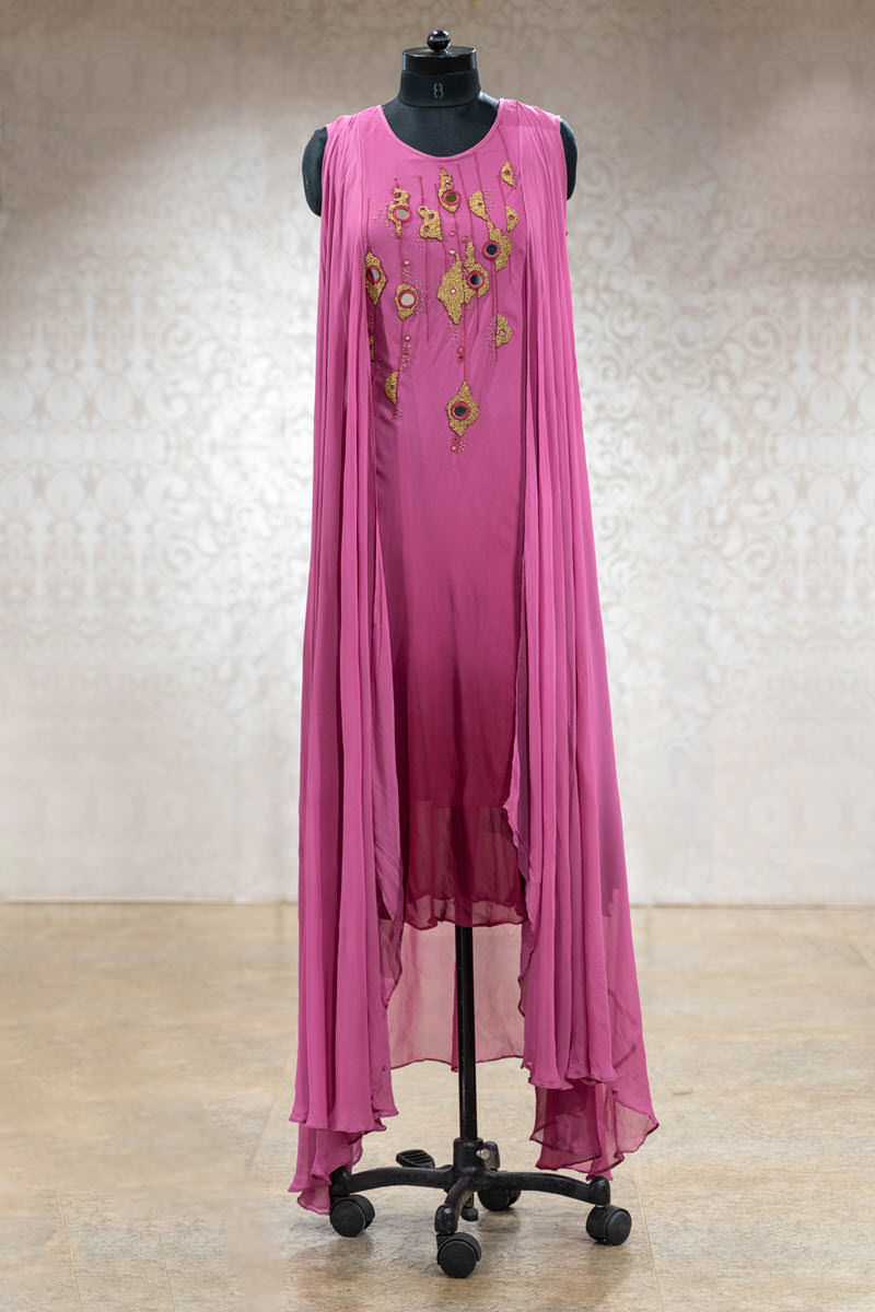 Picture of Stylish Mauve Tunic