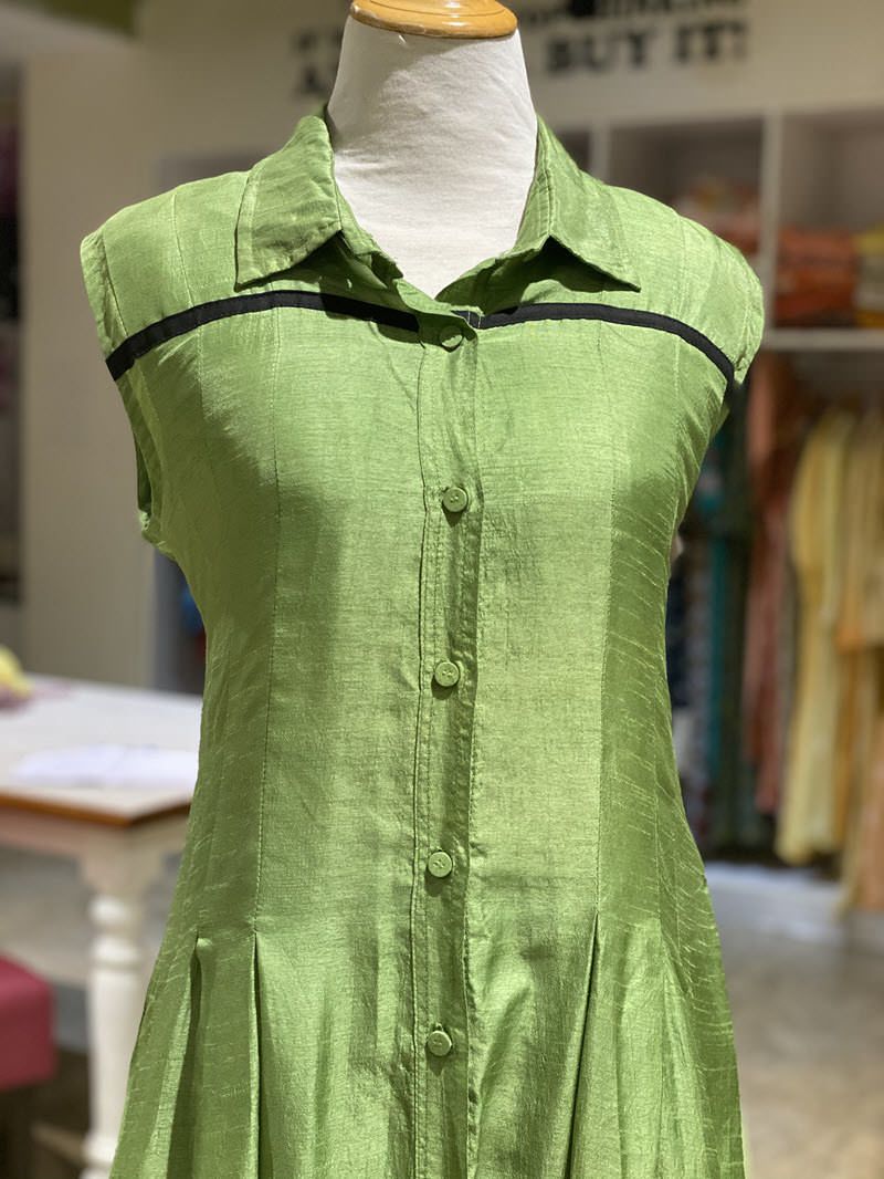Picture of Smart Silk Tunic