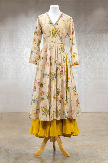 Picture of Banarsi Silk Gown