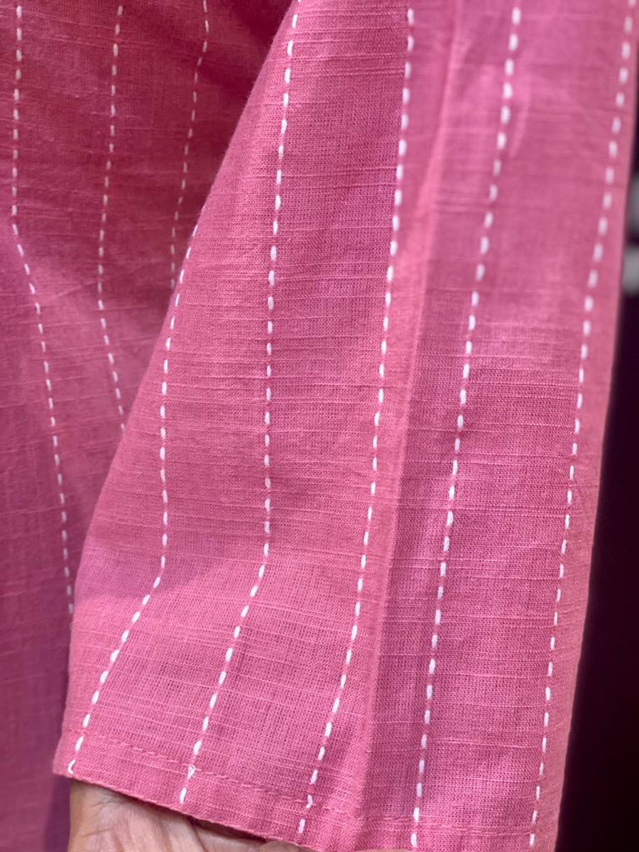 Picture of Pure Handloom Cotton Tunic And Pant