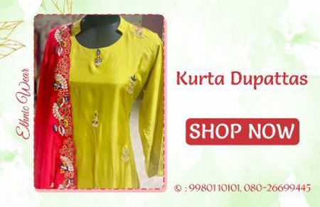 Picture for category Kurta Dupatta/Suits