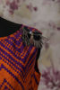 Picture of Pure crepe indowestern style tunic*seperate belt given